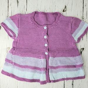 Other - ❄ 3/$20 Handmade Toddler Sweater Dress